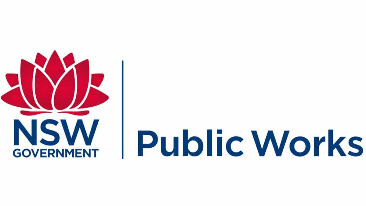 Civil works for NSW Department of Public Works