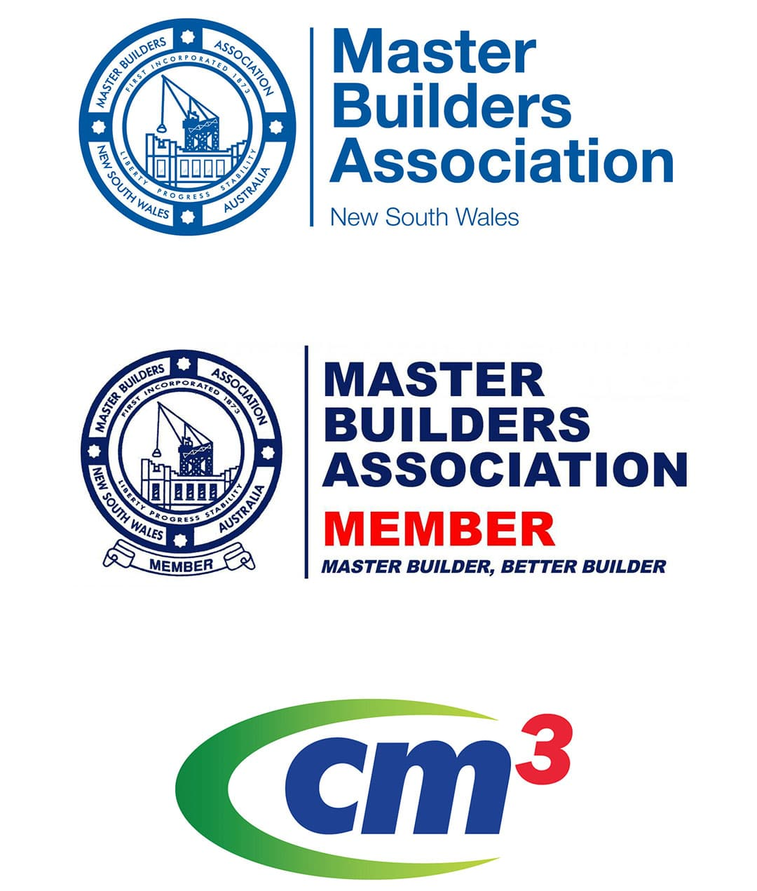We're an active member of Master Builders Association of NSW
