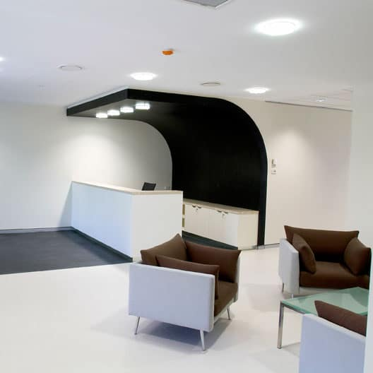 Office fit outs and refurbs are our speciality